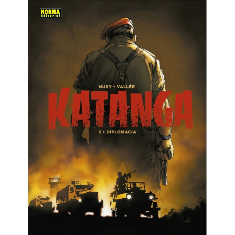 Katanga 2. Diplomacia
