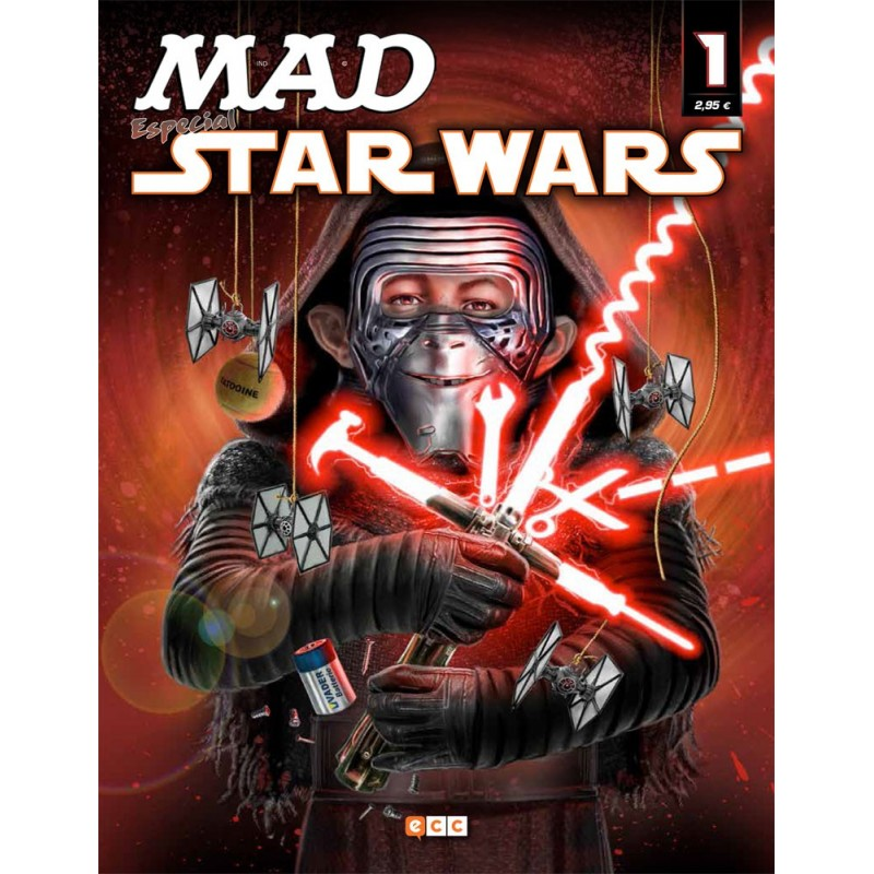 Mad Especial Star Wars. 1