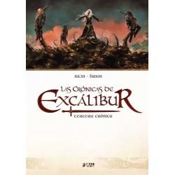 Las Crónicas de Excálibur 3