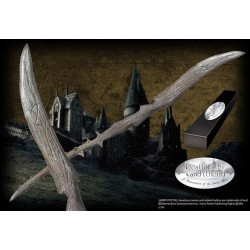 Varita Harry Potter Morífago Noble Collection Comprar
