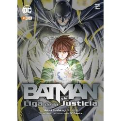 Batman y la Liga de la Justicia 2 DC Comics ECC Ediciones Renacimiento