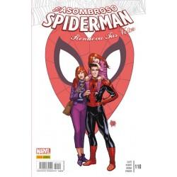 asombroso spiderman 110