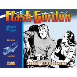 Flash Gordon. Los Hombres Libres de Mongo 1940-1942 Dolmen