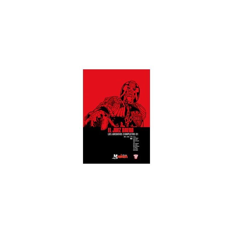 Juez Dredd. Los Archivos Completos 1 (Integral)