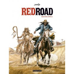Red Road. Segunda Época Ponent Mon Comic