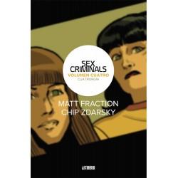 Sex Criminals 4 Cuatrorgia Comic Astiberri