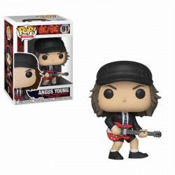 Figura Angus Young. AC/DC POP Funko 91