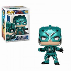 Star Commander. Capitana Marvel POP Funko 429