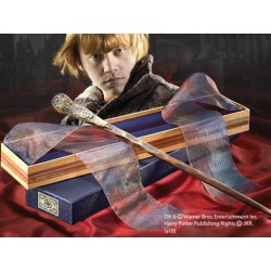 Varita Harry Potter Ron Weasley Ollivander Noble Collection Comprar