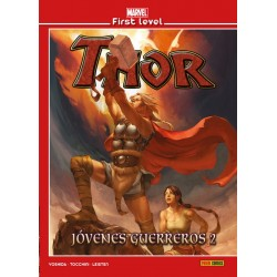 Marvel First Level 11. Thor. Jóvenes Guerreros 2
