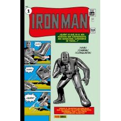 Iron Man 1 (Marvel Gold)