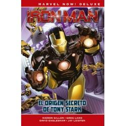 Iron Man de Kieron Gillen 1 (Marvel Now! Deluxe)