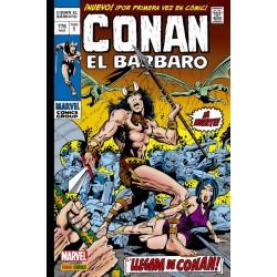 Conan el Bárbaro. La Etapa Marvel Original 1. ¡La llegada de Conan! (Marvel Omnibus)