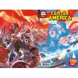 Capitán América 1 / 100 Panini Comics