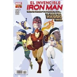El Invencible Iron Man 99 Panini Comics