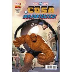 Marvel 2 en 1. La Cosa y la Antorcha Humana 11 Panini Comics