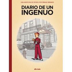 Comic Spirou. Diario de un Ingenuo Dibbuks