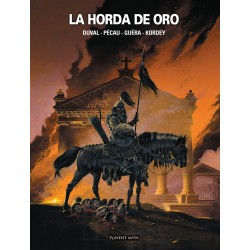 Comic La Horda de Oro Ponent Mon