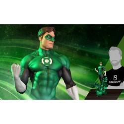 Green Lantern Maquette Super Powers Sideshow Tweeterhead