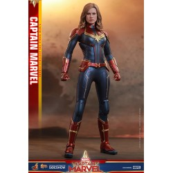 Figura Capitana Marvel Hot Toys Masacre