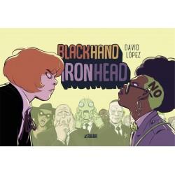 Blackhand Ironhead Comic Astiberri