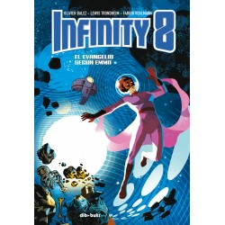 Infinity 8 Vol. 3 Dibbuks Comprar Comic