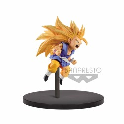 Figura Son Goku Stage 10 Super Saiyan 3 Banpresto Dragon Ball GT