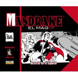 Mandrake El Mago 1968-1972 Comprar Dolmen Editorial