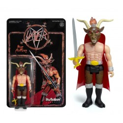 Figura Slayer Minotaur Reaction Super7 Comprar