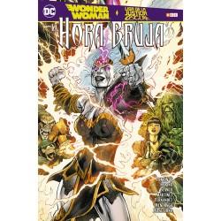 Wonder Woman / Liga de la Justicia Oscura. La Hora Bruja DC Comics ECC Ediciones