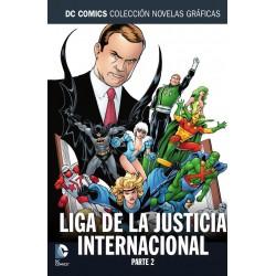 Colección Novelas Gráficas 77. Liga de la Justicia Internacional Parte 2