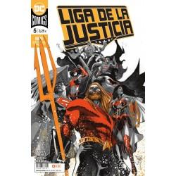 Liga de la Justicia 83 / 5