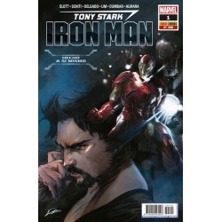 Tony Stark. Iron Man 1 / 100 Panini Comics