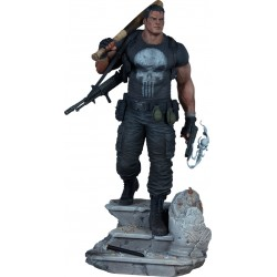 Estatua Punisher Premium Format Sideshow Comprar Figura Castigador