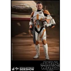 Figura Comandante Cody Star Wars Hot Toys Comprar
