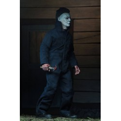 Figura Retro Michael Myers con Ropa Halloween 2018 Neca Clothed Version