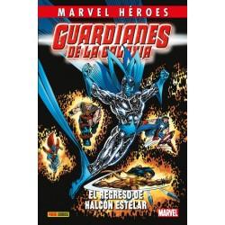 Guardianes de la Galaxia 2. El Regreso de Halcón Estelar (Marvel Héroes 93)