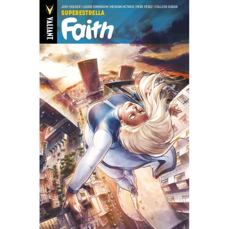 Faith 3. Superestrella