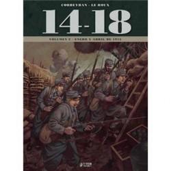 14-18 vol. 2 Agosto y Septiembre de 1914 Yermo Ediciones