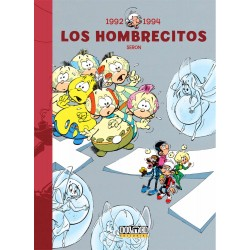 Los Hombrecitos 11 1992-1994 Dolmen Editorial