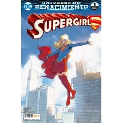 Supergirl Renacimiento (Colección Completa) DC Comics ECC Ediciones