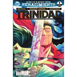 Batman / Superman / Wonder Woman. Trinidad Renacimiento (Colección Completa)