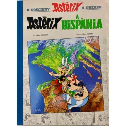 Astérix a hispania Edicio de Luxe Catala Salvat