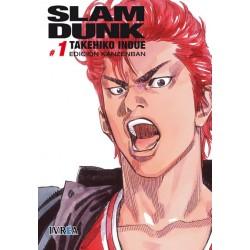 Slam Dunk 1 (Edición Kanzenban)