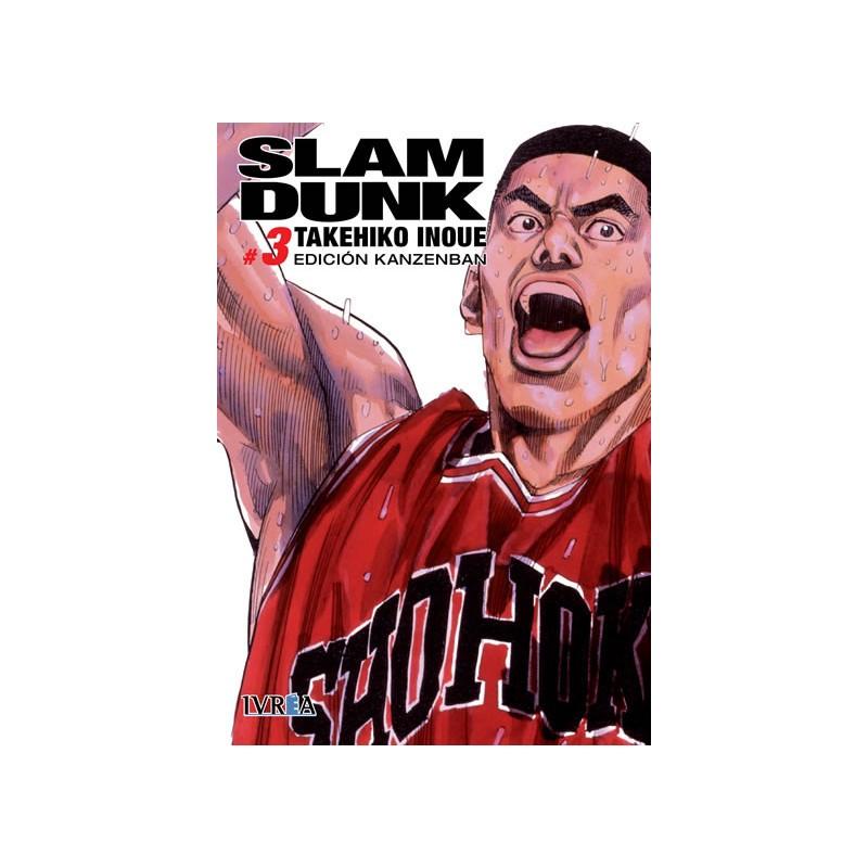 Slam Dunk 3 (Edición Kanzenban)