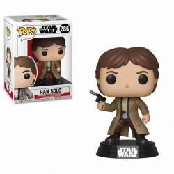 Han Solo Endor POP Funko Star Wars Comprar Figura
