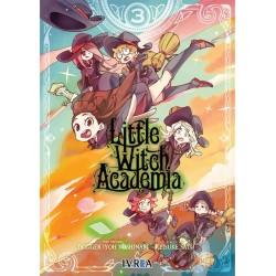 Little Witch Academia 3 Ivrea