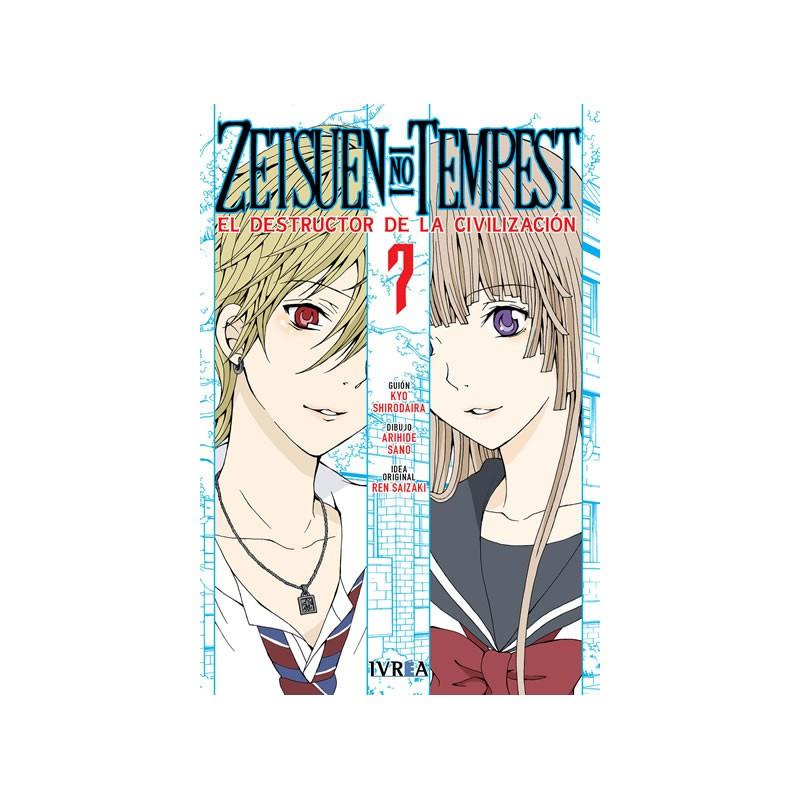 Zetsuen No Tempest 7 Ivrea