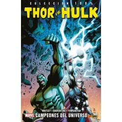 Thor Vs. Hulk. Campeones del Universo (100% Marvel)