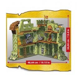 Mega Construx Castillo Grayskull Probuilder Mattel Comprar